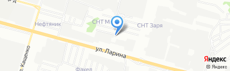 DYADKO.RU на карте Нижнего Новгорода