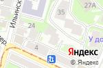 Схема проезда до компании Свой Стиль в Нижнем Новгороде