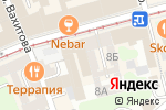 Схема проезда до компании Hophead в Нижнем Новгороде