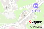 Схема проезда до компании Храм святого пророка Божьего Илии в Нижнем Новгороде