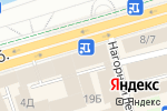 Схема проезда до компании ЭТС-Проект в Нижнем Новгороде