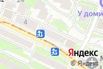 Схема проезда до компании REDKEN LOFT в Нижнем Новгороде