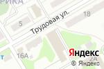 Схема проезда до компании Фармстронг в Золотово