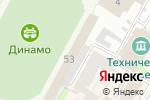 Схема проезда до компании Музей холодной войны в Нижнем Новгороде