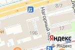 Схема проезда до компании Миком в Нижнем Новгороде