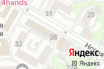 Схема проезда до компании Артикс в Нижнем Новгороде