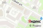 Схема проезда до компании Умная кроха нн в Нижнем Новгороде