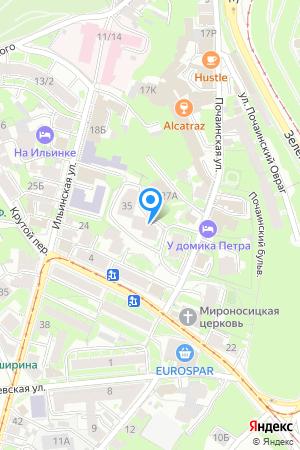 Дом 33 по ул. Почаинская, ЖК Дом на Почаинской на Яндекс.Картах