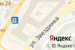 Схема проезда до компании АКБ Связь-Банк в Нижнем Новгороде