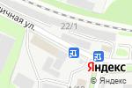 Схема проезда до компании Геометрия в Нижнем Новгороде