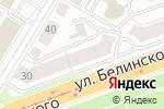 Схема проезда до компании LIDER в Нижнем Новгороде