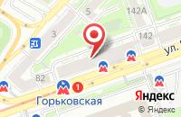 Схема проезда до компании Звезда Якутии в Нижнем Новгороде