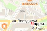 Схема проезда до компании Б/у в Нижнем Новгороде