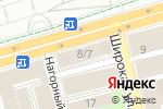 Схема проезда до компании Маркет в Нижнем Новгороде