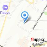 Нижегородская еврейская община на карте Нижнего Новгорода
