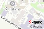 Схема проезда до компании Карьера в Нижнем Новгороде