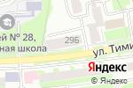 Схема проезда до компании Мастерская в Нижнем Новгороде