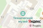 Схема проезда до компании ПроТруд в Нижнем Новгороде