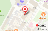 Схема проезда до компании Мир Сувениров в Нижнем Новгороде