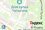 Схема проезда до компании Дель Пара в Нижнем Новгороде