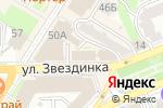 Схема проезда до компании ЧАЙКОФСКИЙ в Нижнем Новгороде