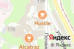 Схема проезда до компании Винагропром в Нижнем Новгороде