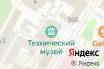 Схема проезда до компании Музей истории художественных промыслов Нижегородской области в Нижнем Новгороде