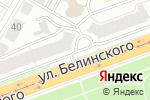 Схема проезда до компании Промтехэксперт в Нижнем Новгороде