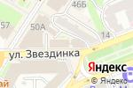 Схема проезда до компании Art Sport в Нижнем Новгороде