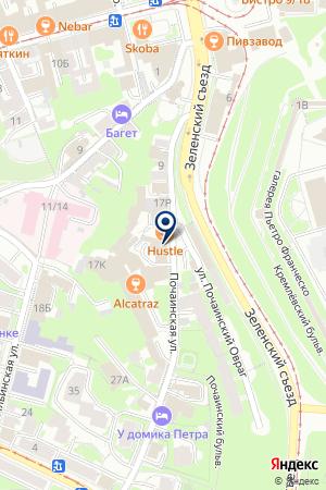 СТРОИТЕЛЬНАЯ КОМПАНИЯ ВЕК на карте Нижнего Новгорода