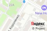 Схема проезда до компании Repair My Apple в Нижнем Новгороде