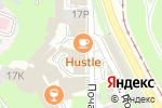 Схема проезда до компании Корфа в Нижнем Новгороде