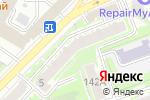 Схема проезда до компании КИНДЕРВИЛЬ в Нижнем Новгороде