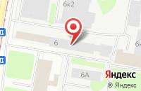 Схема проезда до компании Планета Бам в Нижнем Новгороде