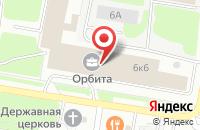 Схема проезда до компании Нижегородская Академия Командного Состава Флота в Нижнем Новгороде