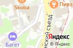Схема проезда до компании Церковь в честь иконы Казанской Божьей Матери в Нижнем Новгороде