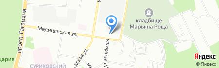 Банкомат Альфа-Банк на карте Нижнего Новгорода