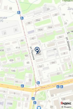 ТФ МЕЛАМ на карте Нижнего Новгорода