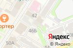 Схема проезда до компании Очаг в Нижнем Новгороде