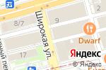 Схема проезда до компании Новый Акрополь в Нижнем Новгороде