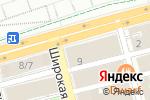 Схема проезда до компании Литвич в Нижнем Новгороде