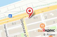 Схема проезда до компании МедиаГид в Нижнем Новгороде