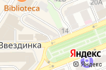 Схема проезда до компании ТурГениев в Нижнем Новгороде