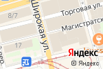 Схема проезда до компании UpDesign в Нижнем Новгороде