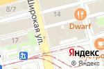Схема проезда до компании Ламаджо в Нижнем Новгороде