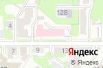 Схема проезда до компании Детская поликлиника №22 в Нижнем Новгороде