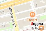 Схема проезда до компании Общероссийская общественная организация инвалидов войны в Афганистане в Нижнем Новгороде