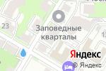 Схема проезда до компании Старт Телеком-Поволжский в Нижнем Новгороде