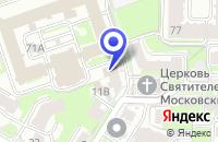 Схема проезда до компании НИЖЕГОРОДСКАЯ ОБЩИНА ДРЕВНЕПРАВОСЛАВНОЙ ЦЕРКВИ в Нижнем Новгороде