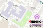 Схема проезда до компании Институт экономики и предпринимательства в Нижнем Новгороде